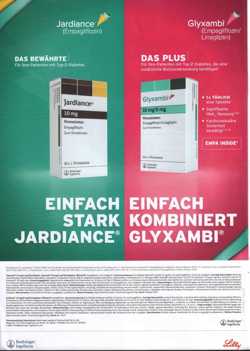 Boehringer Ingelheim & Lilly Pharma_Glyxambi & Jardiance (Typ2)_202009
