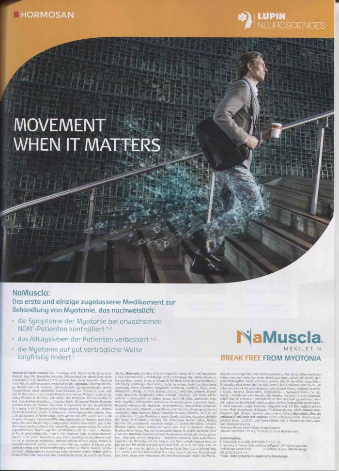 Pharma-Rx-Motiv April 2019: Hormosan für NaMuscla