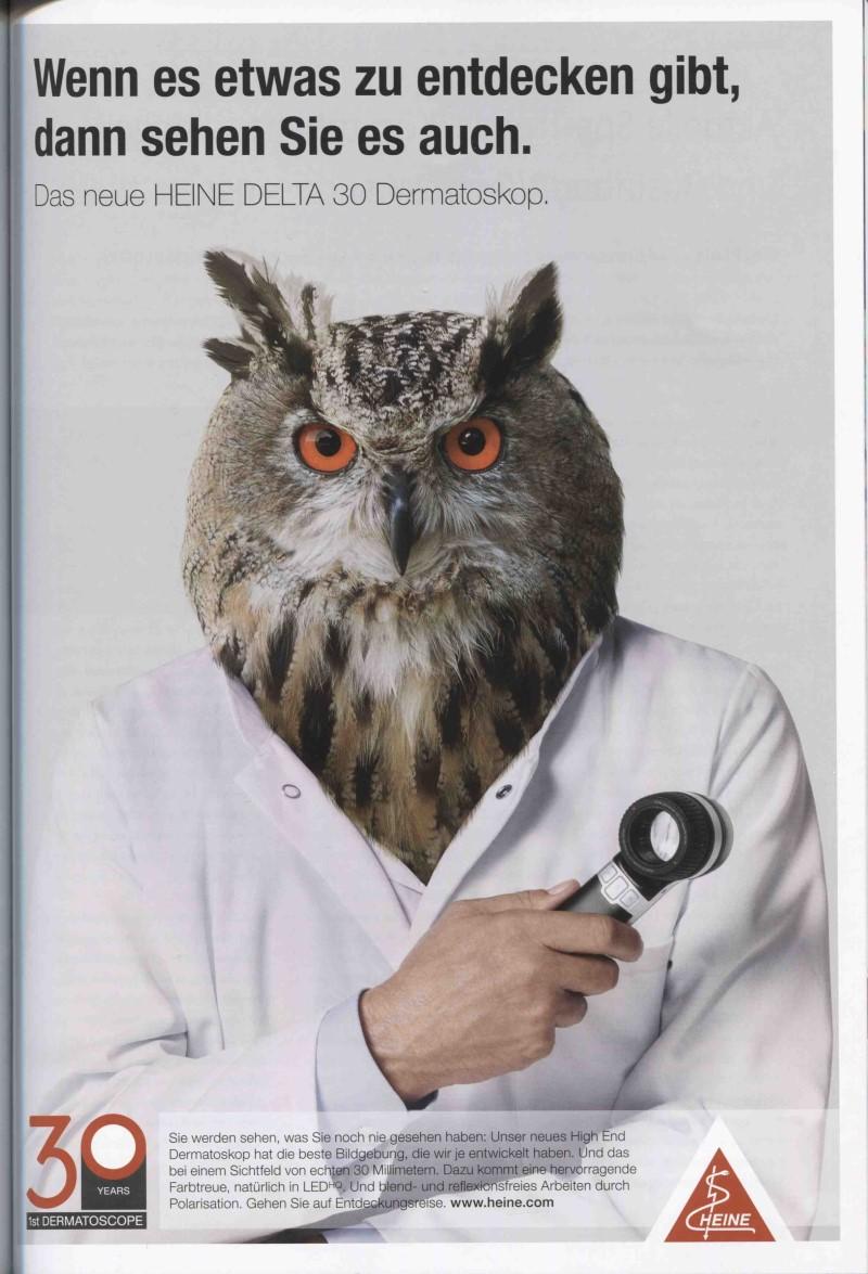 MedTec-Motiv Februar 2020: Heine Optotechnik für HEINE DELTA 30 Dermatoskop