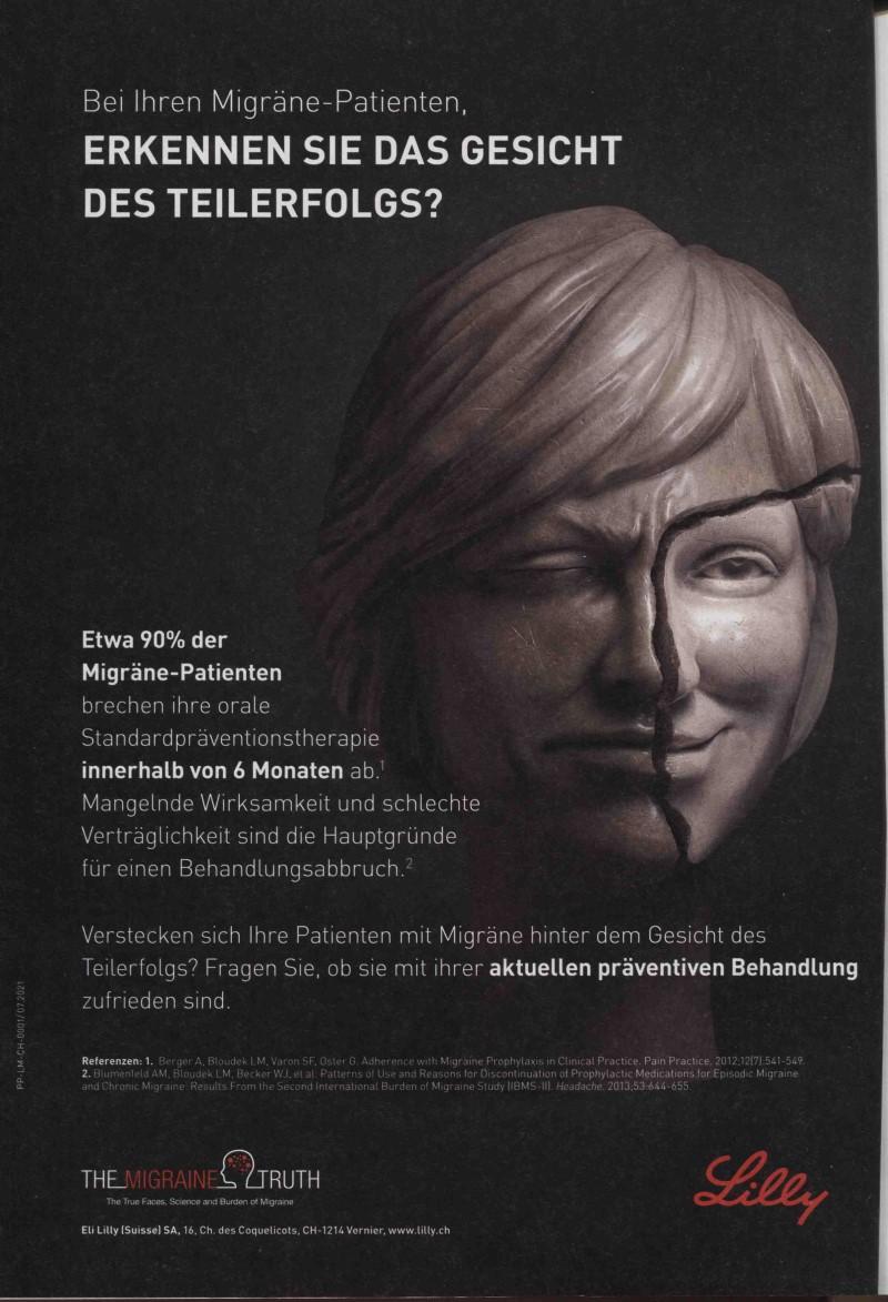 Rx-Motiv 09-2021: Lilly zum Thema Migräne