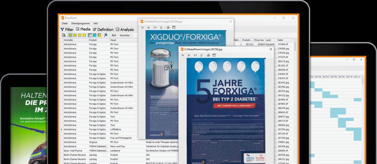 BrandFacts liefert Werbeanalyse mit Spendings und Motiven