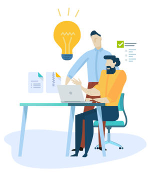 Der FaktenSchmied Service beinhaltet auch individuelle Kundenlösungen.